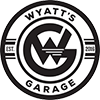 Wyatt's Garage Logo