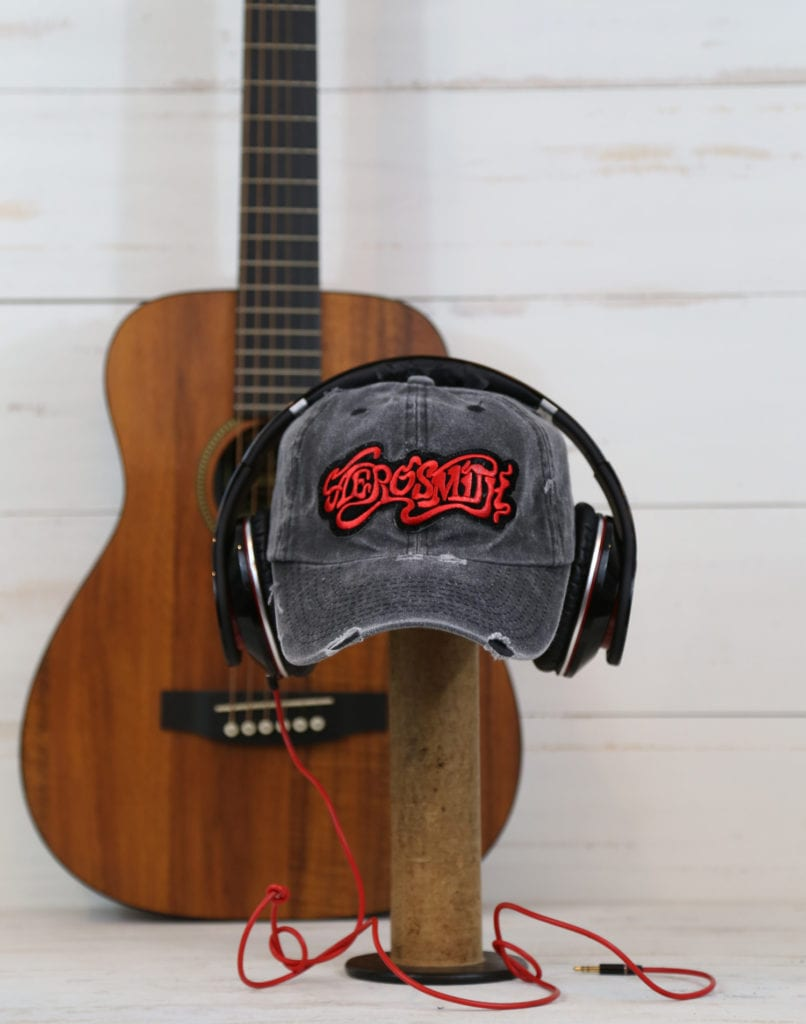 Vintage Aerosmith Hat