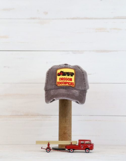 Vintage Oregon Toothpicks